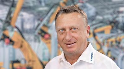 Eric Sarraillon, Chef de produits chez Schmersal France.